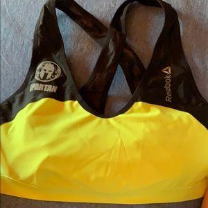 Reebok Spartan Reversible Sports Bra